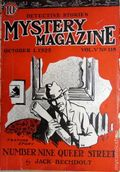 Mystery Magazine (1917-1927 Tousey/Wolff) Pulp 1st Series Vol. 5 #118