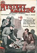 Mystery Magazine (1917-1927 Tousey/Wolff) Pulp 1st Series Vol. 5 #119