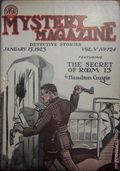 Mystery Magazine (1917-1927 Tousey/Wolff) Pulp 1st Series Vol. 5 #124