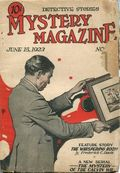 Mystery Magazine (1917-1927 Tousey/Wolff) Pulp 1st Series Vol. 6 #134