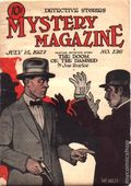 Mystery Magazine (1917-1927 Tousey/Wolff) Pulp 1st Series Vol. 6 #136