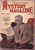 Mystery Magazine (1917-1927 Tousey/Wolff) Pulp 1st Series Vol. 6 #137