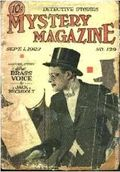 Mystery Magazine (1917-1927 Tousey/Wolff) Pulp 1st Series Vol. 6 #139