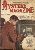 Mystery Magazine (1917-1927 Tousey/Wolff) Pulp 1st Series Vol. 6 #142
