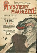Mystery Magazine (1917-1927 Tousey/Wolff) Pulp 1st Series Vol. 6 #143