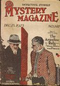 Mystery Magazine (1917-1927 Tousey/Wolff) Pulp 1st Series Vol. 6 #146