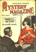 Mystery Magazine (1917-1927 Tousey/Wolff) Pulp 1st Series Vol. 6 #149
