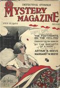 Mystery Magazine (1917-1927 Tousey/Wolff) Pulp 1st Series Vol. 6 #150