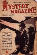 Mystery Magazine (1917-1927 Tousey/Wolff) Pulp 1st Series Vol. 6 #151