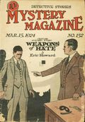 Mystery Magazine (1917-1927 Tousey/Wolff) Pulp 1st Series Vol. 6 #152