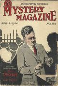 Mystery Magazine (1917-1927 Tousey/Wolff) Pulp 1st Series Vol. 6 #153