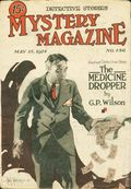 Mystery Magazine (1917-1927 Tousey/Wolff) Pulp 1st Series Vol. 6 #156