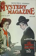 Mystery Magazine (1917-1927 Tousey/Wolff) Pulp 1st Series Vol. 7 #158