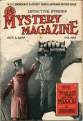 Mystery Magazine (1917-1927 Tousey/Wolff) Pulp 1st Series Vol. 7 #165