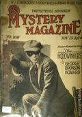 Mystery Magazine (1917-1927 Tousey/Wolff) Pulp 1st Series Vol. 7 #168