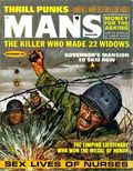 Man's Magazine (1952-1976) Vol. 14 #11