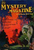 Mystery Magazine (1926-1929 Mystery Magazine/Priscilla) Pulp 2nd Series Vol. 10 #4