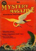 Mystery Magazine (1926-1929 Mystery Magazine/Priscilla) Pulp 2nd Series Vol. 11 #2