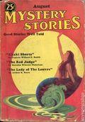 Mystery Stories (1927-1929 Priscilla) Pulp Vol. 11 #5