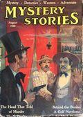 Mystery Stories (1927-1929 Priscilla) Pulp Vol. 15 #2