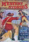 Mystery Stories (1927-1929 Priscilla) Pulp Vol. 15 #3