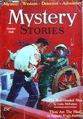 Mystery Stories (1927-1929 Priscilla) Pulp Vol. 16 #1