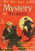 Mystery Stories (1927-1929 Priscilla) Pulp Vol. 17 #1