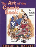 Art of the Comic Book: An Aesthetic History SC (1996 University Press of Mississippi) 1N-1ST