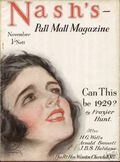 Nash's Pall Mall Magazine (1929-1935 Hearst) Pulp Vol. 84 #438