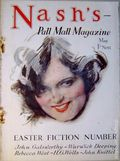 Nash's Pall Mall Magazine (1929-1935 Hearst) Pulp Vol. 85 #444