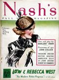 Nash's Pall Mall Magazine (1929-1935 Hearst) Pulp Vol. 92 #489