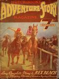 Hutchinson's Adventure-Story Magazine (1922-1927 Hutchinson's) Pulp Vol. 1 #3