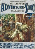 Hutchinson's Adventure-Story Magazine (1922-1927 Hutchinson's) Pulp Vol. 1 #6