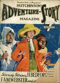 Hutchinson's Adventure-Story Magazine (1922-1927 Hutchinson's) Pulp Vol. 2 #12