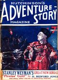 Hutchinson's Adventure-Story Magazine (1922-1927 Hutchinson's) Pulp Vol. 3 #14