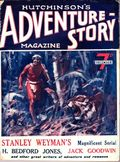 Hutchinson's Adventure-Story Magazine (1922-1927 Hutchinson's) Pulp Vol. 3 #16
