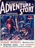Hutchinson's Adventure-Story Magazine (1922-1927 Hutchinson's) Pulp Vol. 3 #16