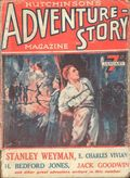 Hutchinson's Adventure-Story Magazine (1922-1927 Hutchinson's) Pulp Vol. 3 #17