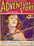 Hutchinson's Adventure-Story Magazine (1922-1927 Hutchinson's) Pulp Vol. 5 #24