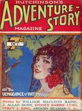 Hutchinson's Adventure-Story Magazine (1922-1927 Hutchinson's) Pulp Vol. 5 #26