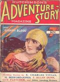 Hutchinson's Adventure-Story Magazine (1922-1927 Hutchinson's) Pulp Vol. 5 #27