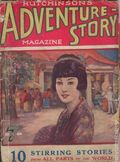 Hutchinson's Adventure-Story Magazine (1922-1927 Hutchinson's) Pulp Vol. 6 #33