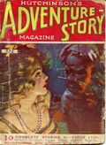 Hutchinson's Adventure-Story Magazine (1922-1927 Hutchinson's) Pulp Vol. 6 #34