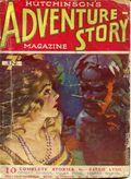 Hutchinson's Adventure-Story Magazine (1922-1927 Hutchinson's) Pulp Vol. 6 #34