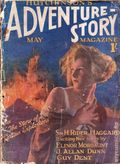 Hutchinson's Adventure-Story Magazine (1922-1927 Hutchinson's) Pulp Vol. 8 #45