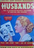Husbands (1936 Baywood Publications) Pulp Vol. 1 #1
