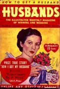 Husbands (1936 Baywood Publications) Pulp Vol. 1 #2