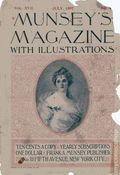 Munsey's Magazine (1889-1929 Frank A. Munsey) Pulp Vol. 17 #4