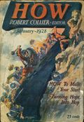 How 7 (1928 Collier) Pulp Vol. 1 #1