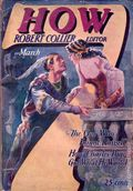 How 7 (1928 Collier) Pulp Vol. 1 #3